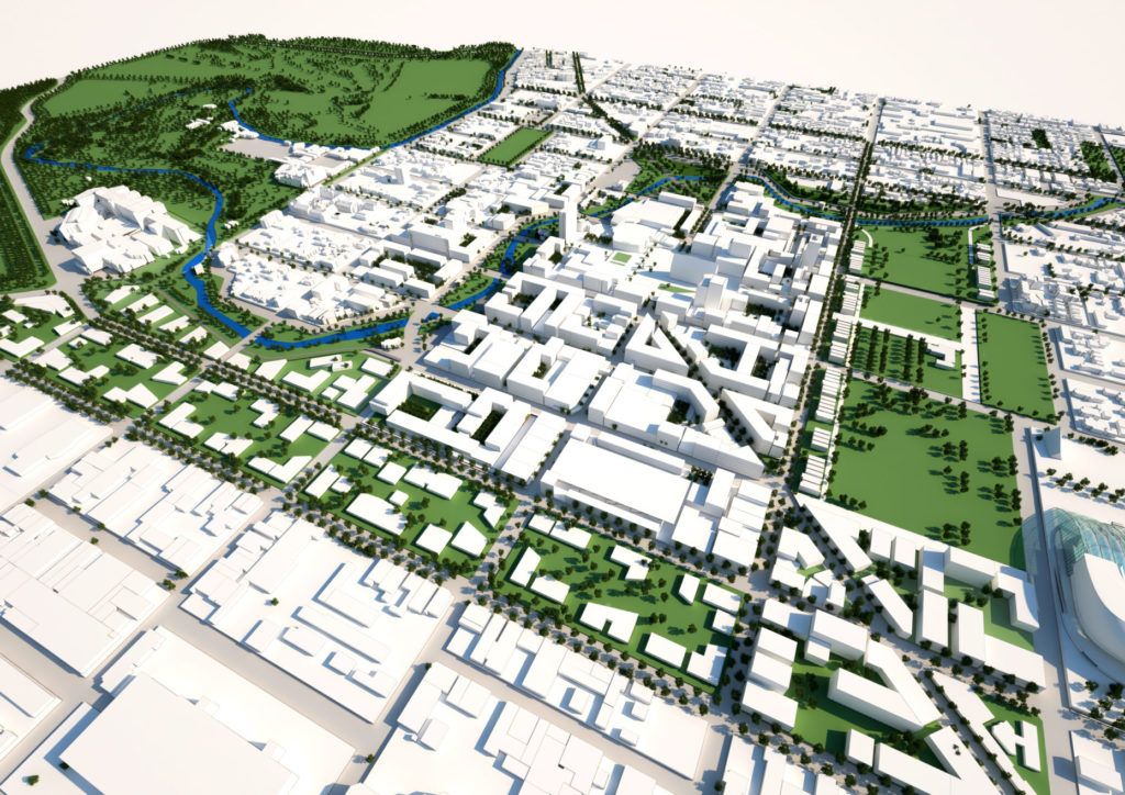 Blueprint plan for the recovery of central christchurch rcp and complex masterplanning project effectively managing a large team to develop the special plan for the recovery of christchurch central following the malvernweather Image collections